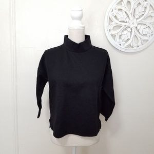 Madewell size S painter mock top